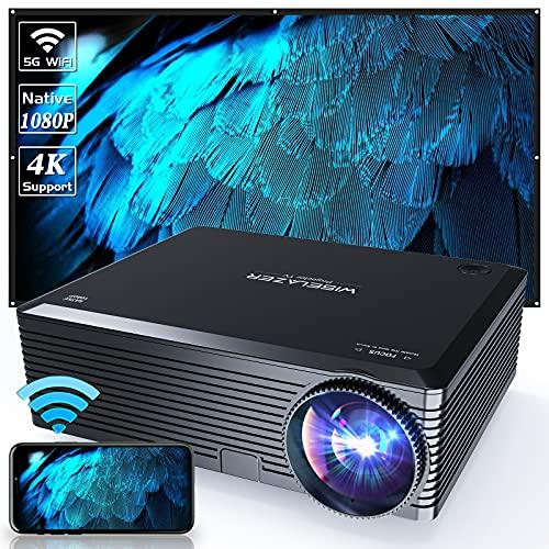 WISELAZER HD Portable Projector